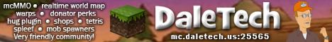 DaleTech Minecraft
