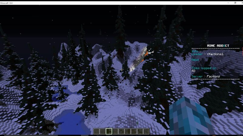 Snow Biomes