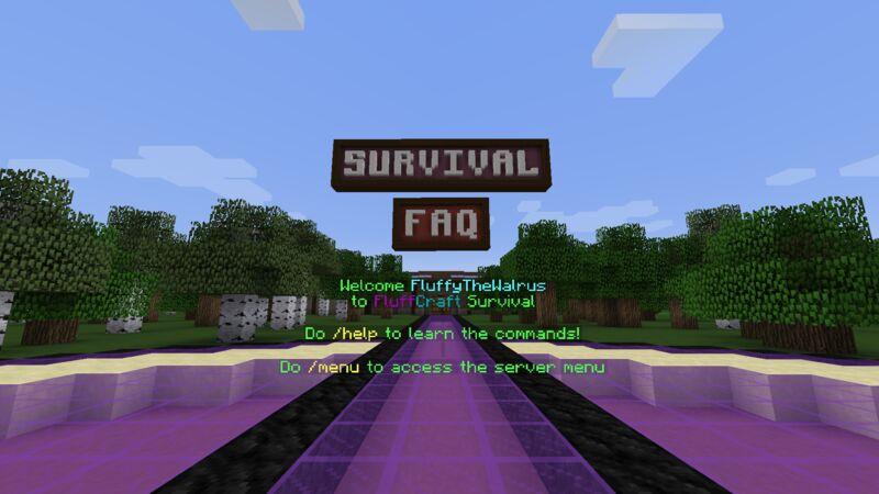 Survival Spawn