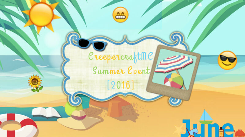 Summer Event Special