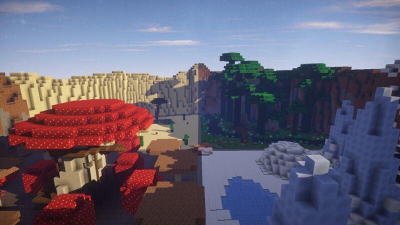 Biomes Map - FFA