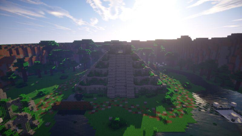 Aztec Map - DOM