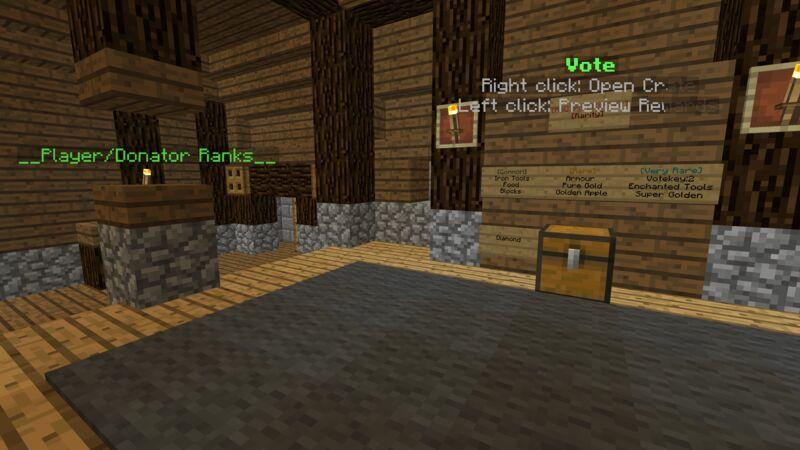 Vote Crate