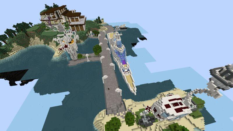 Mansion Resort Builds
