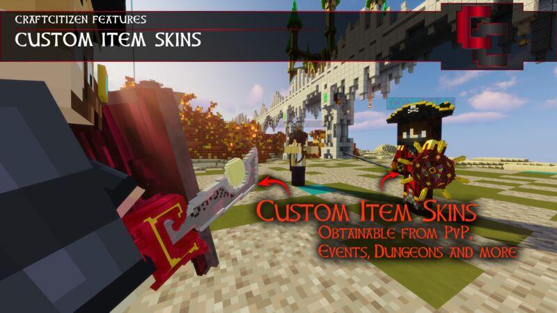 Custom Item Skins