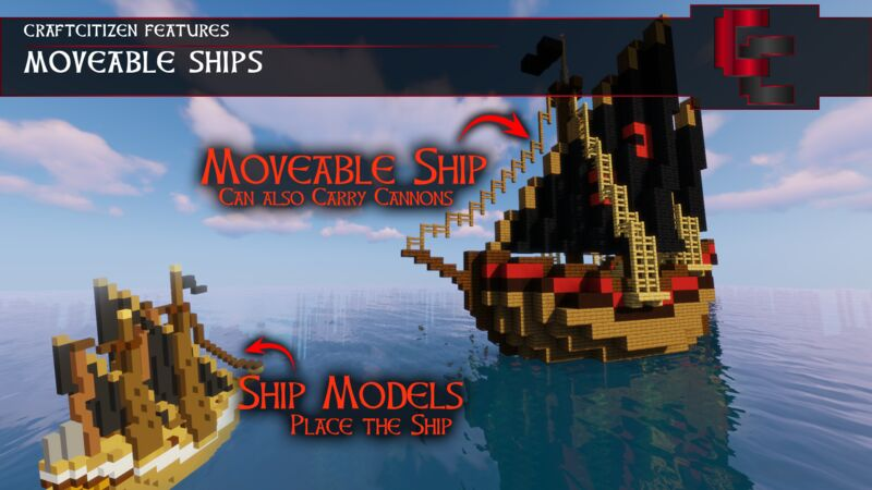 Moveable Ships