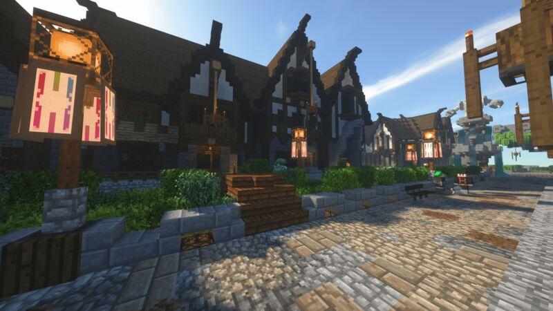 Sanctuary Town