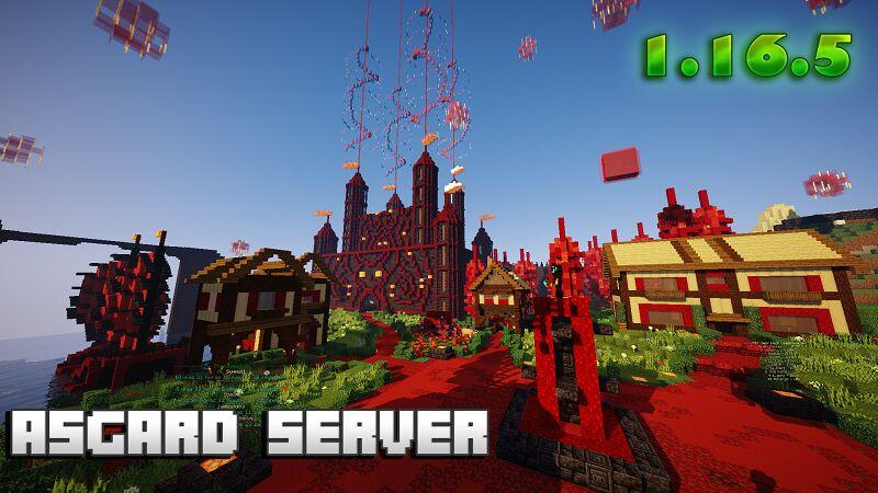 Asgard Server